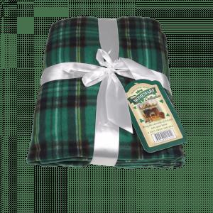 190 – Tartan Fleece Blanket