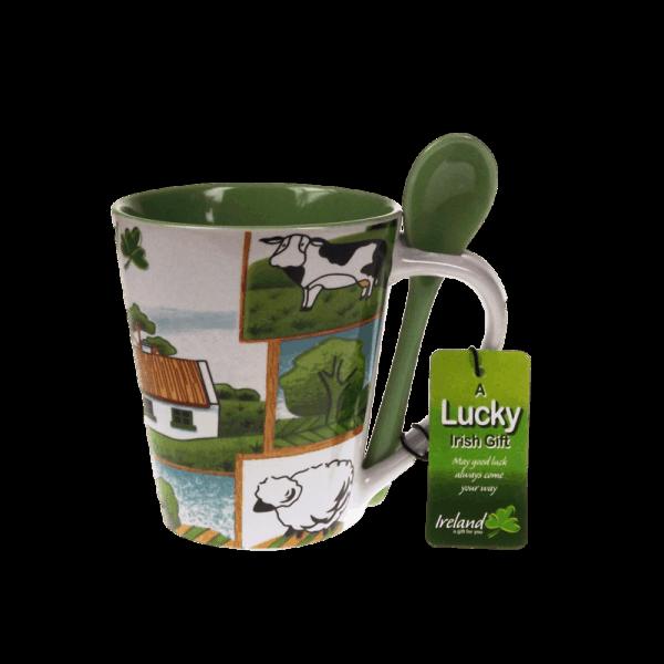 Irish Countryside Mug