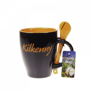Kilkenny Hurling Mug and Spoon 25709