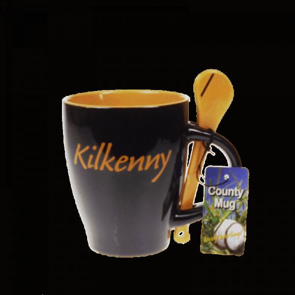 Kilkenny Mug and Spoon