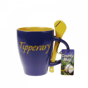 Tipperary Hurling Mug and Spoon 25713