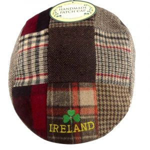 39101 – Ireland Patch Cap