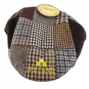 39104 – Brown Patch Cap