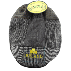 Grey Patch Cap 39106