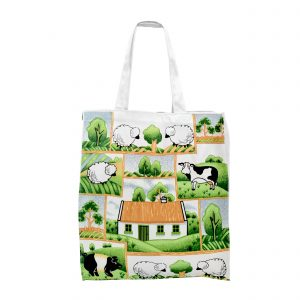 Countryside Tote Bag 51606