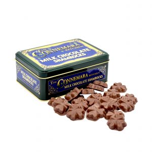 Chocolate shamrocks sweets