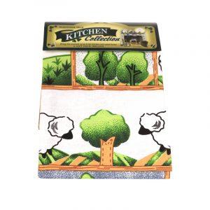 Irish Kitchen Country Side Tea Towel