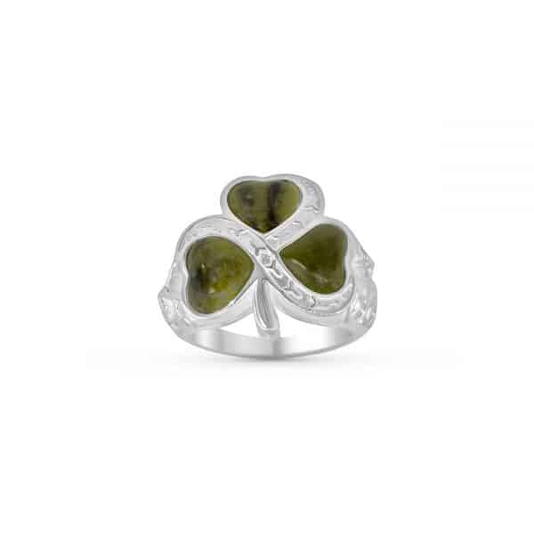 Celtic Shamrock Ring