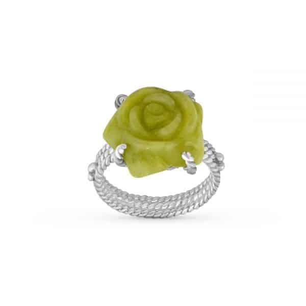 Artisan Rose Ring