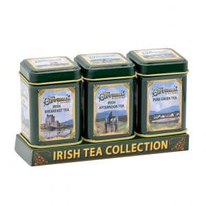 Set of 3 Irish Teas