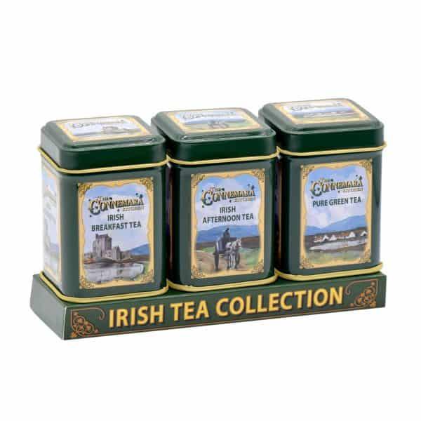 Set of 3 Irish Teas