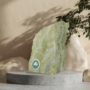 Connemara Marble Rustic Block