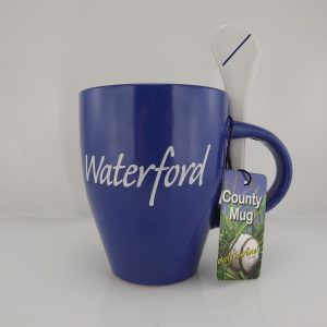 Waterford Hurling Mug + Spoon