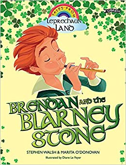 Brendan and the Blarney Stone- By Stephen Walsh 10022