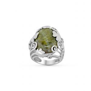 Shamrock Ring