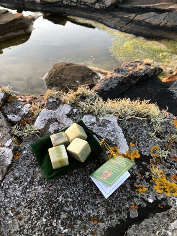 Whiskey Stones Connemara Marble