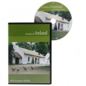 Tour of Ireland DVD 10021