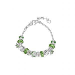 Sparkles of Ireland Charm Bracelet
