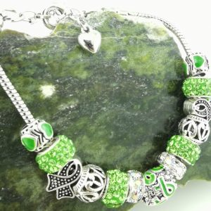 Sparkles from Ireland Charm Bracelet