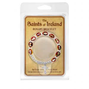 Saints of Ireland Rosary Bracelet RB71303
