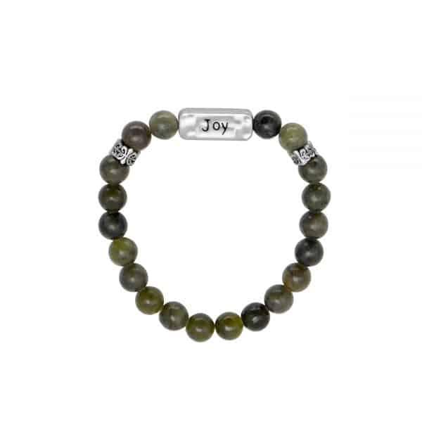 Joy Message Bracelet