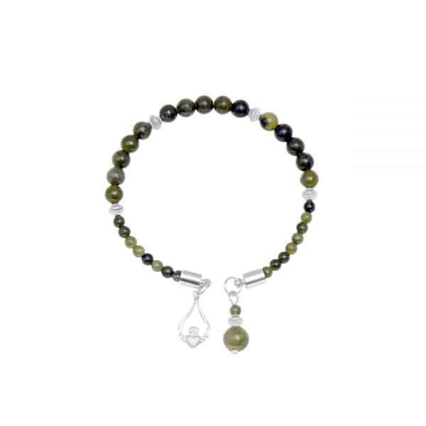 Claddagh Horshoe Bracelet