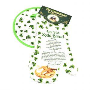 Soda Bread Oven Mitt