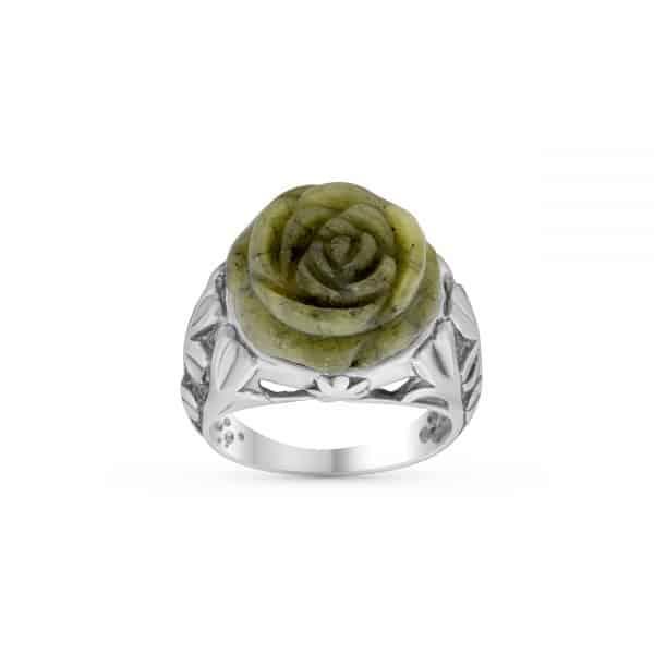Irish rose ring