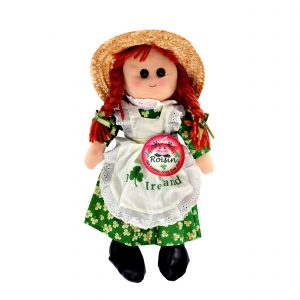 Róisín Straw hat Doll 31810