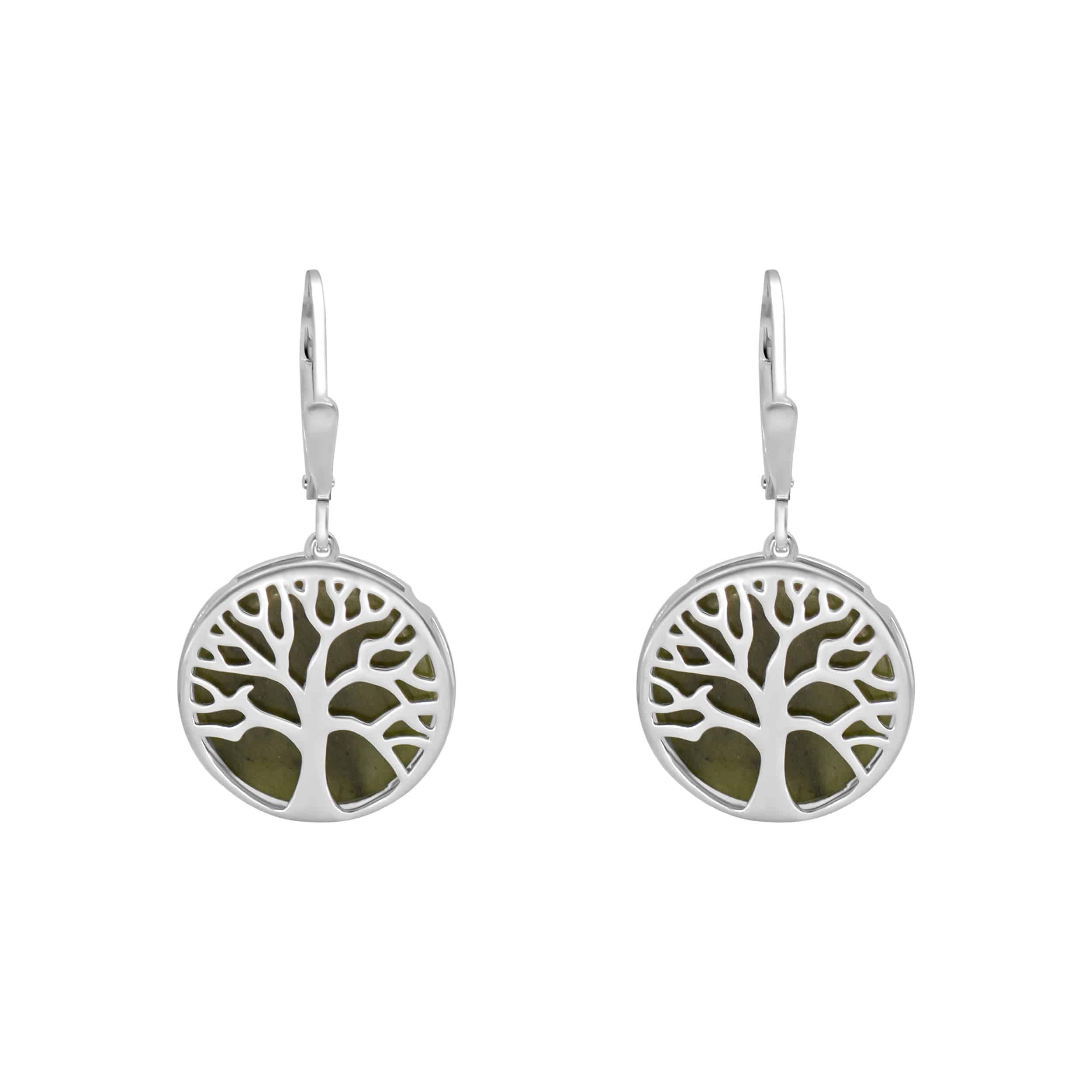 Tree of Life Jewelry Tree Earrings Silver Tree of Life Earrings Tree of Life Earrings Silver Tree Earrings Celtic Earrings
