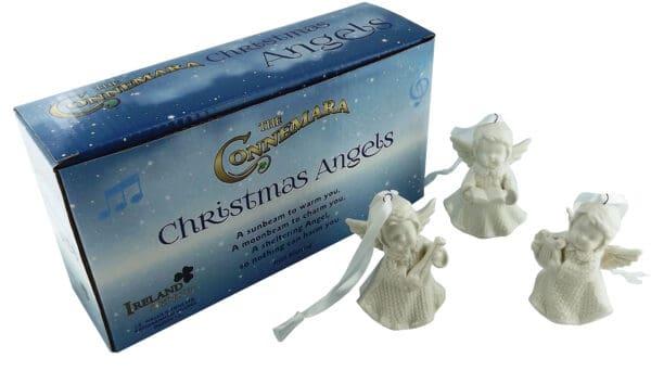 Set of 3 Christmas Angels