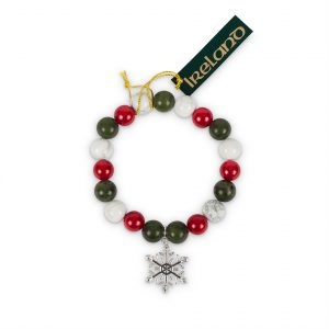 Snowflake Charm Bracelet ¦ A Winter Gift from Ireland
