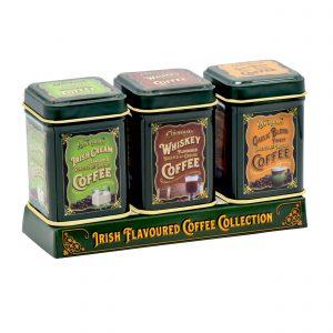 Irish Flavoured Coffees - Whiskey, Cream Coffee - Irish Gift