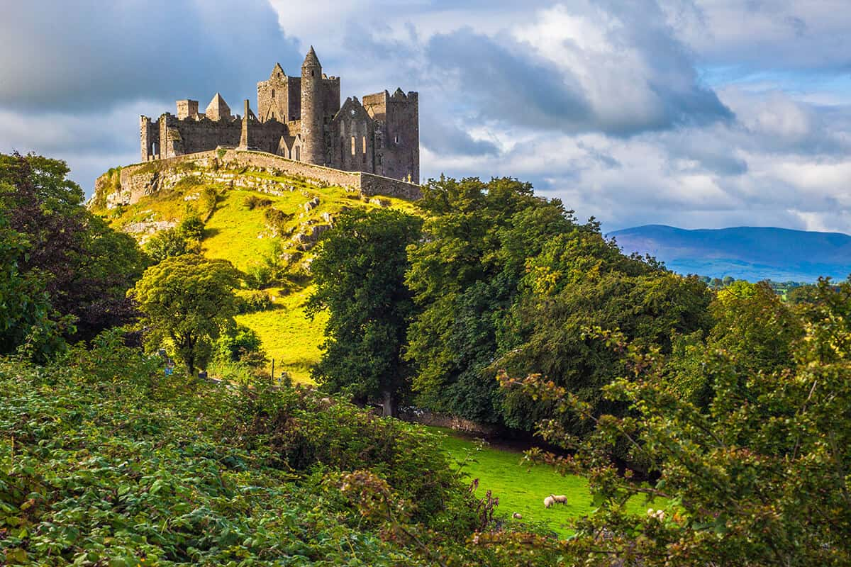 Rock of Cashel, Tipperary Ireland