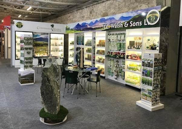 Connemara Marble Trade Show