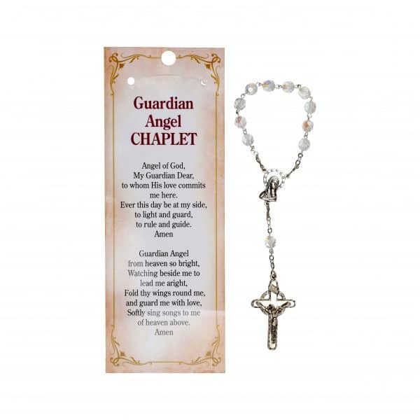 Guardian Angel Rosary Chaplet