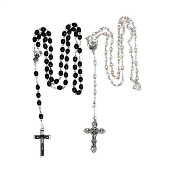 Wedding Rosary Beads