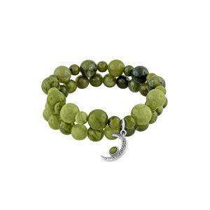 Connemara Sun & Moon set of 2 Bracelets