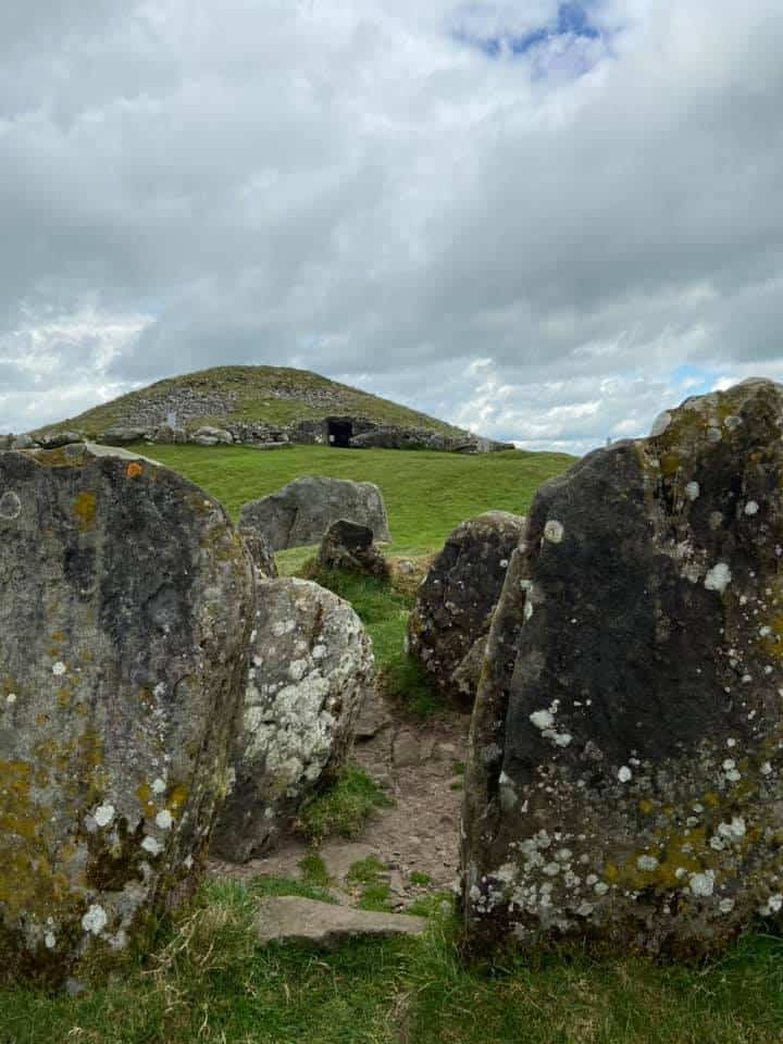 Megalithic Site at Loughcrew