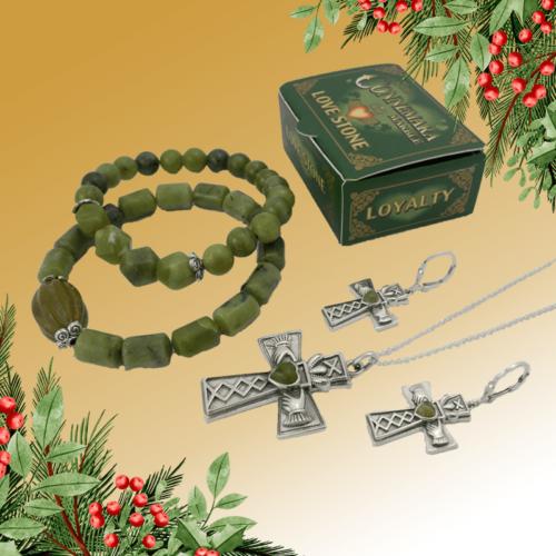 Claddagh Cross Christmas Bundle Offer
