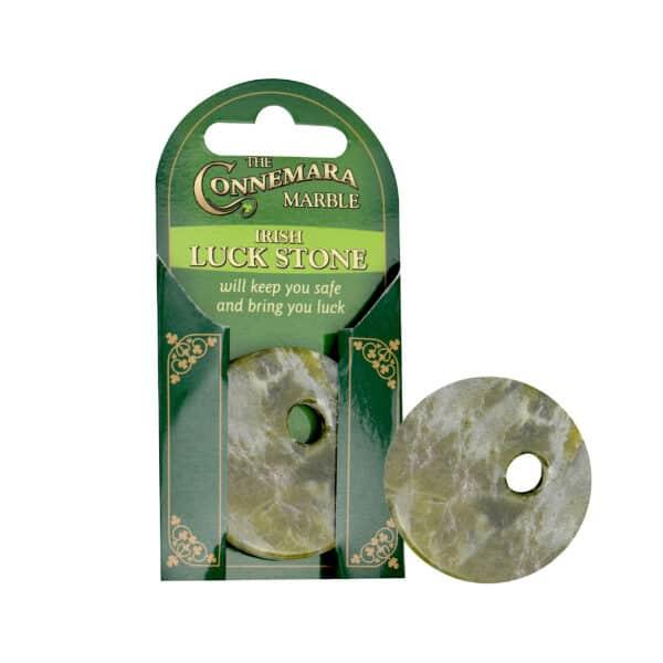 Connemara Marble Luck Stone