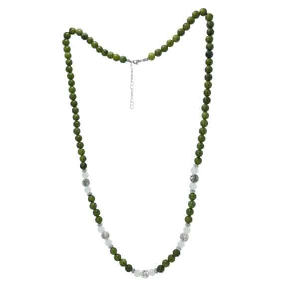 Newgrange Gemstone Necklace